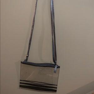 Handbags - Clear satchel